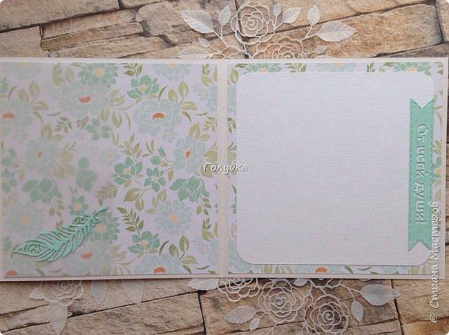 """Кардмейкинг  Это бумага, которую жаждала и купила. Правда не весь набор, а только отдельные листы, но это не уменьшило моего счастья:) Galeria Papiery """"Фиолетовые фиалки"""" :) фото 7"""