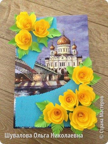 Цветочная шкатулочка  для мелочей и не только фото 3