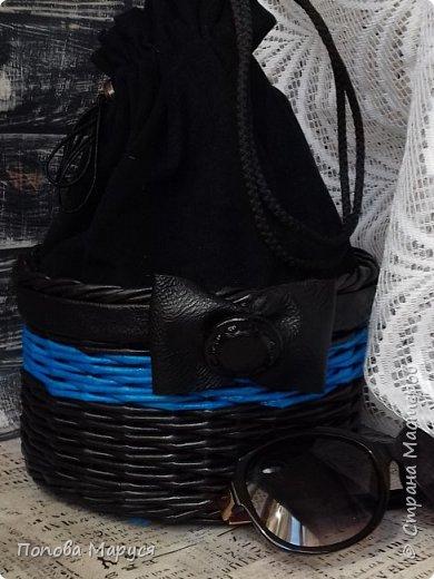 Здравствуйте всем!!! У меня сумочка! Начинала ее как шкатулку...но увидев работу Ирины Апрелиной ..шкатулка легким движением рук превратилась в сумочку!!!Всем приятного просмотра и спасибо что заглянули в гости!!!! фото 5