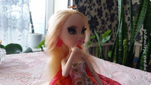 Здравствуй, Страна Мастеров! Я - Настя, новый житель города Кукольная Жизнь. В своей первой записе я хочу показать место проживания куколки Эппл Вайт.  фото 1