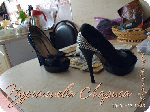 Спасение замшевых любимых туфелек фото 2