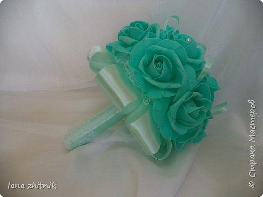 свадебный букет-дублер фото 1