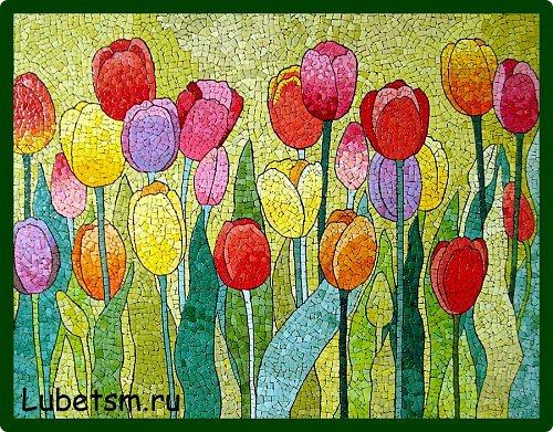 Всем привет! Понравилось мне работать с мозаикой из  линолеума. Наинуднейшая но очень увлекательная работа!! ))) МК уже был. Если заинтересует, заходите по адресу http://stranamasterov.ru/node/1103243 Но кое чем поделюсь и в этот раз фото 2