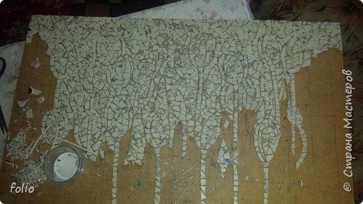 Всем привет! Понравилось мне работать с мозаикой из  линолеума. Наинуднейшая но очень увлекательная работа!! ))) МК уже был. Если заинтересует, заходите по адресу http://stranamasterov.ru/node/1103243 Но кое чем поделюсь и в этот раз фото 5