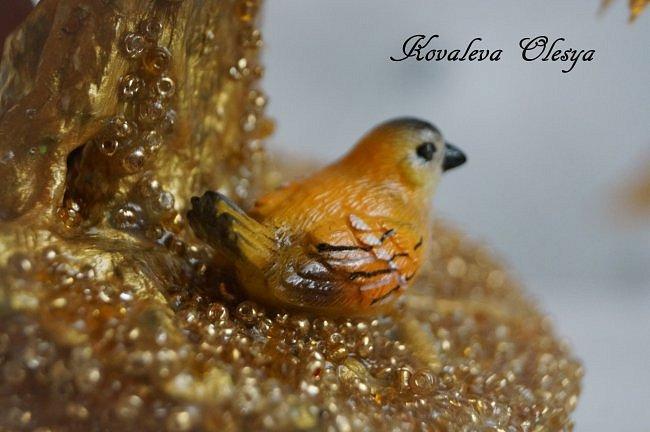 Золотое деревце фото 4