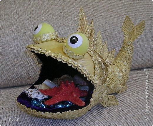 Чудо-юдо рыба. фото 1