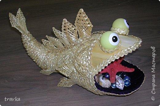 Чудо-юдо рыба. фото 4