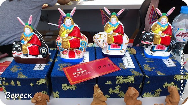 В Москве завершился фестиваль .Который проходил с 15 по 18 июля 2017 года. Ярмарка в храме – традиционный вид китайских праздничных мероприятий, зародившийся в процессе историко-культурного развития страны и являющийся одним из символов культуры, насчитывающий 2600 лет – наиболее раннее упоминание в письменных источниках датируется временами династии Чжоу. фото 19