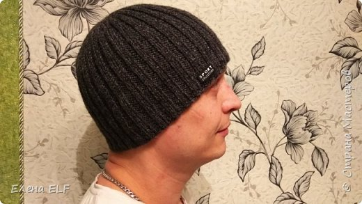 Мужская шапочка фото 2