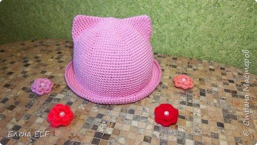 Котошляпка для модниц фото 1