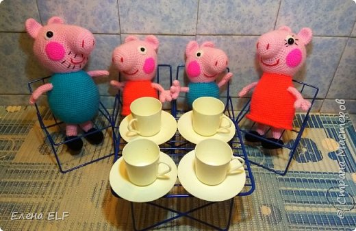 Семейка свинки Пеппы фото 1
