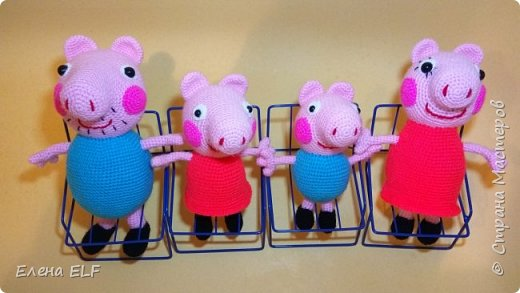 Семейка свинки Пеппы фото 2