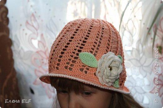Летняя шляпка фото 2