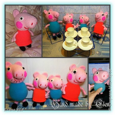 Семейка свинки Пеппы фото 3