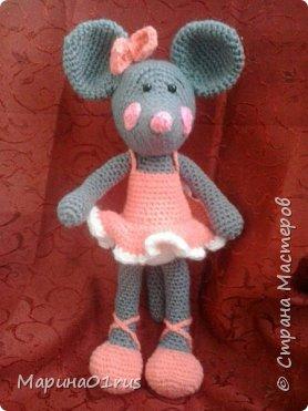 Мышка-балерина. фото 1