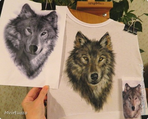 День добрый! Продемонстрирую свои новые футболочки - целый комплект 4 штуки. Уже уехали аж в Красноярск! фото 9