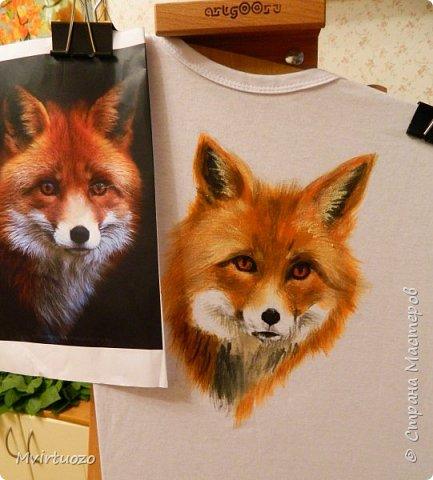 День добрый! Продемонстрирую свои новые футболочки - целый комплект 4 штуки. Уже уехали аж в Красноярск! фото 8
