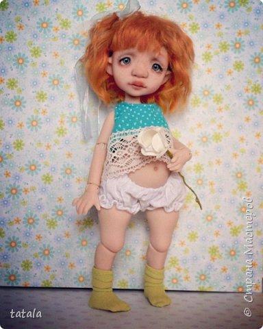 Доброго всем вечера! У меня сегодня ностальгия по первым моим работам, поэтому зашла на сайт посмотреть на них...давно не была. Решила заодно выставить все, что было сделано за последнее время. Почти все куклы сделаны из фимо. фото 1