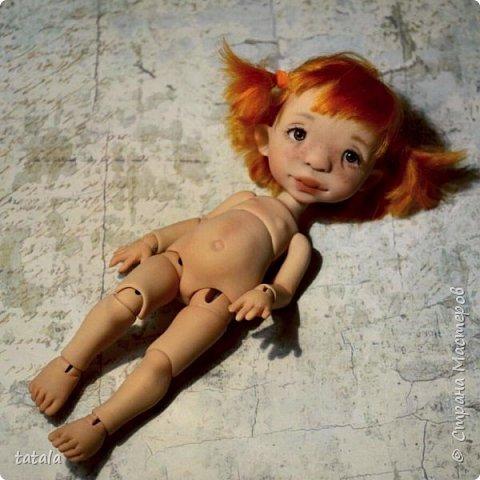 Доброго всем вечера! У меня сегодня ностальгия по первым моим работам, поэтому зашла на сайт посмотреть на них...давно не была. Решила заодно выставить все, что было сделано за последнее время. Почти все куклы сделаны из фимо. фото 5