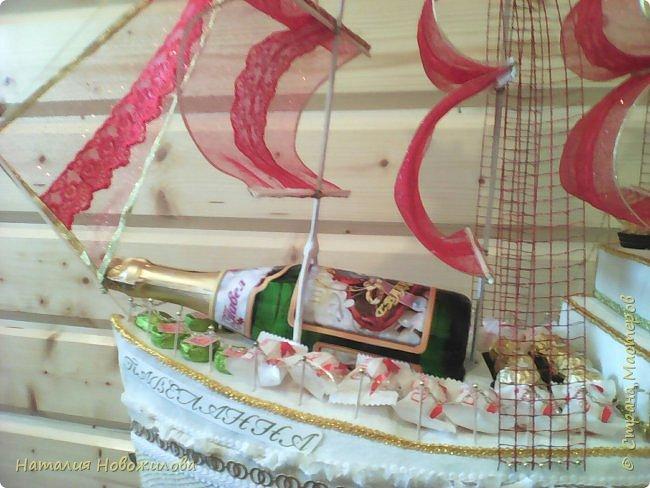 Свадебный корабль фото 2