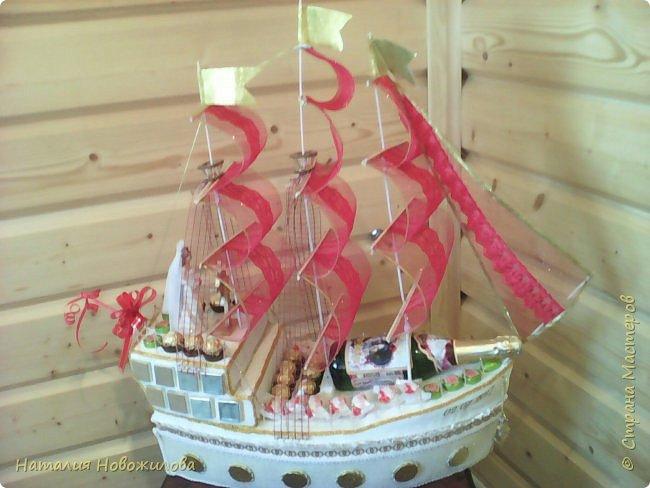 Свадебный корабль фото 1