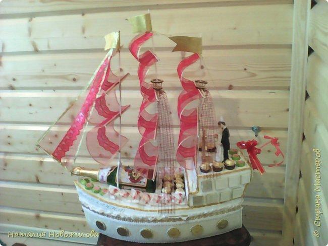 Свадебный корабль фото 4
