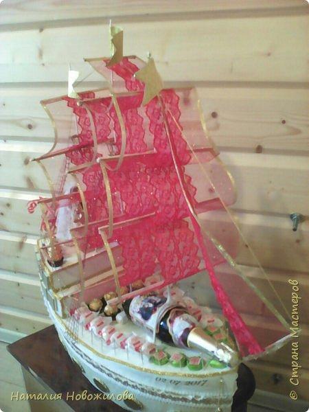 Свадебный корабль фото 9