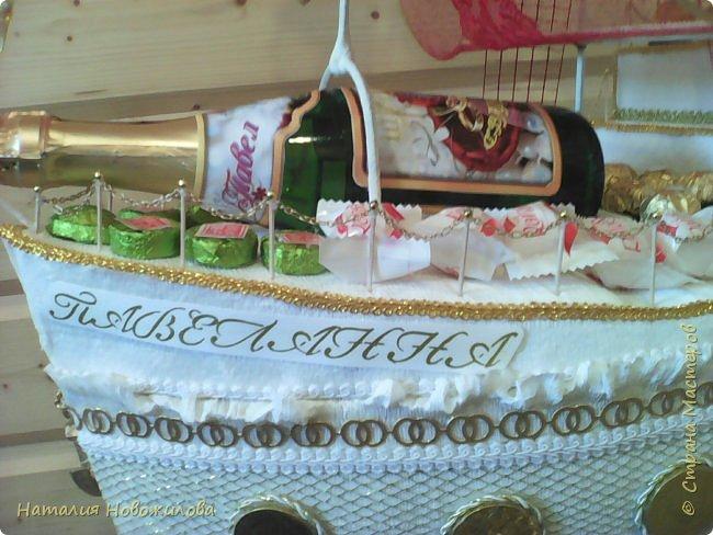 Свадебный корабль фото 6