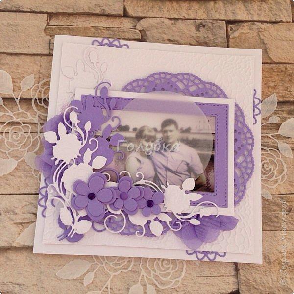 Как здорово, что люди играют свадьбы:)   Когда делаю открытки свадебные на заказ, то мне всегда очень хочется, чтоб у пары все было очень замечательно:)  И эта пара не исключение.  Желаю им счастливой семейной жизни! фото 7