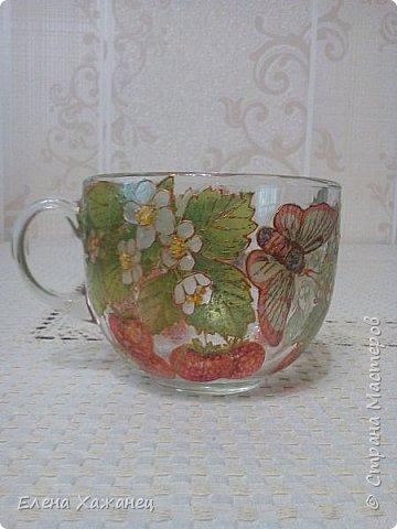 Чашки-двойняшки фото 12