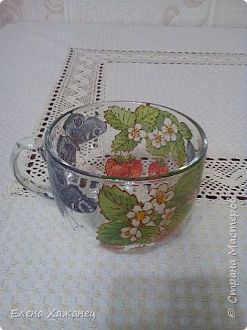 Чашки-двойняшки фото 8