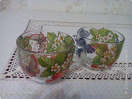 Чашки-двойняшки фото 1