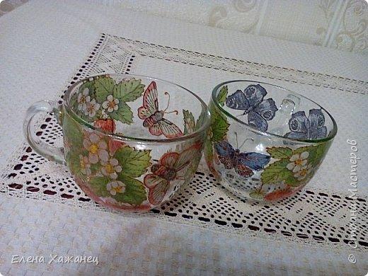 Чашки-двойняшки фото 3
