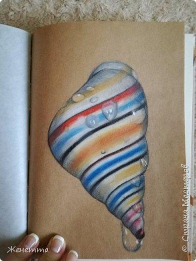 Мои рисунки в скетчбуках фото 1