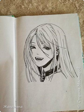Мои рисунки в скетчбуках фото 8