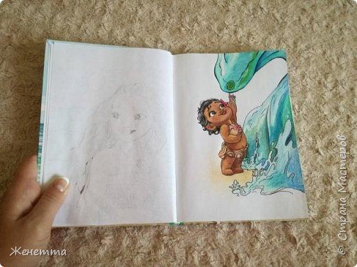 Мои рисунки в скетчбуках фото 10