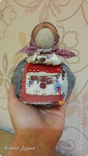 Народные куколки из натуральных материалов, сотворённые с любовью) фото 20