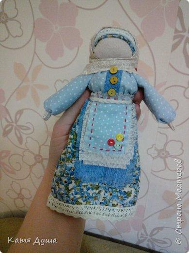 Народные куколки из натуральных материалов, сотворённые с любовью) фото 4