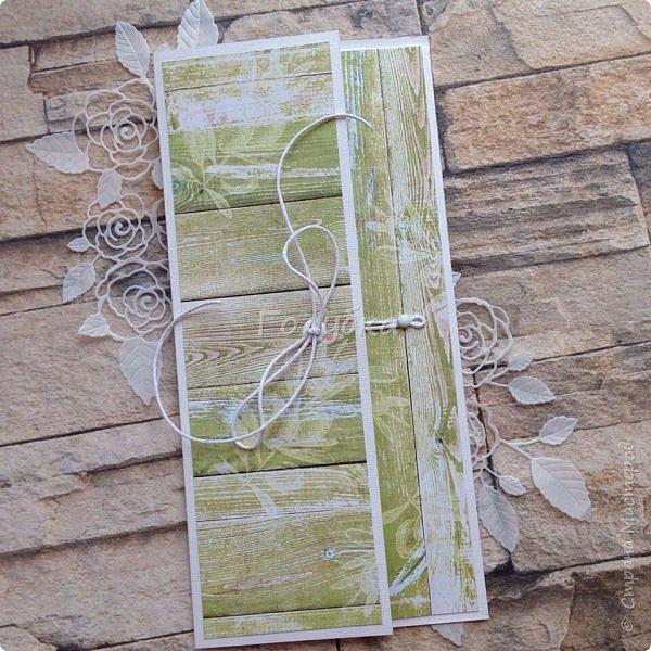 Конвертики:) Получила новый нож и сразу в дело:) Розочка очень изящная -Joy Crafts - Cutting & Embossing Die - 3D Rose Swirl фото 16