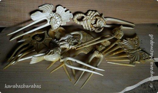 Декоративные заколки для волос. фото 2