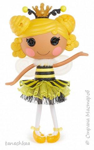 Оригинальная кукла Лалалупси персонаж: Пчёлка. фото 1