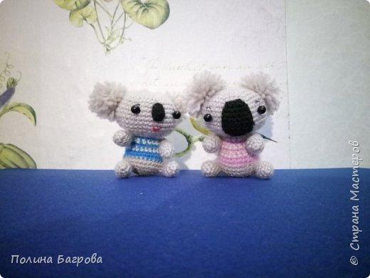 Добрый день, жители Страны Мастеров! Вот таких коал связала на заказ. Ссылка на схему: http://www.liveinternet.ru/users/polina1801/post417117451/  фото 1