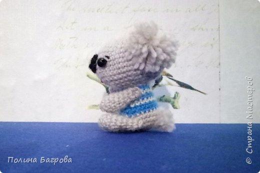 Добрый день, жители Страны Мастеров! Вот таких коал связала на заказ. Ссылка на схему: http://www.liveinternet.ru/users/polina1801/post417117451/  фото 3
