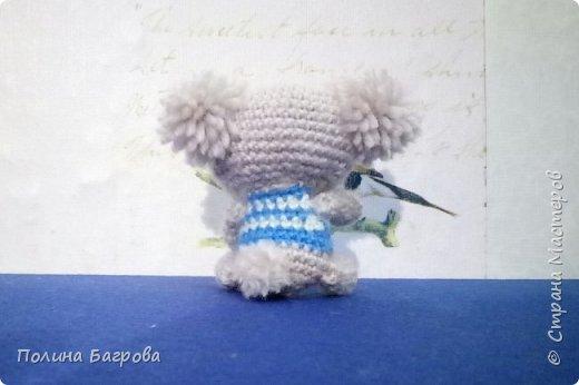 Добрый день, жители Страны Мастеров! Вот таких коал связала на заказ. Ссылка на схему: http://www.liveinternet.ru/users/polina1801/post417117451/  фото 4