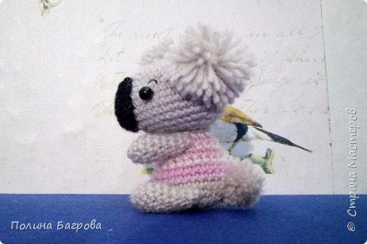 Добрый день, жители Страны Мастеров! Вот таких коал связала на заказ. Ссылка на схему: http://www.liveinternet.ru/users/polina1801/post417117451/  фото 6