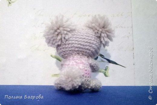 Добрый день, жители Страны Мастеров! Вот таких коал связала на заказ. Ссылка на схему: http://www.liveinternet.ru/users/polina1801/post417117451/  фото 7