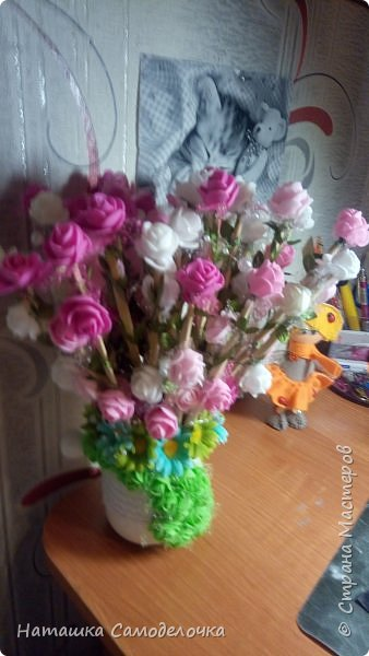 Куст розы фото 3