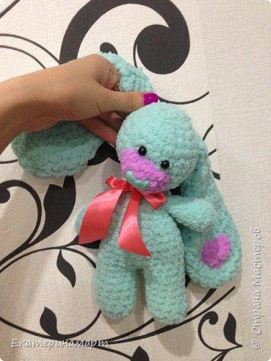 Дочь пригласили на день рождения =) ну и по традиции, мама вяжет подарок =)  фото 1