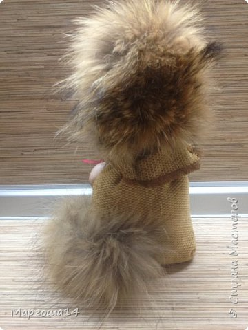 Привет,Страна Мастеров!!! Показываю сегодня котиков в мешочках,которых сшила по МК Марии Лариной. Я уже шила их раньше. У новых котиков я решила добавить хвосты. И вот ,что получилось.Первая кошечка ,очень нежная ))) фото 4