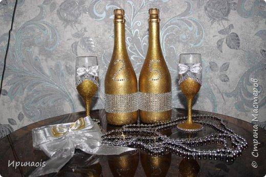 Свадебный набор на годовщину свадьбы фото 1